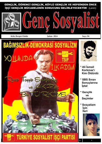 G. Sosyalist- 94