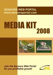 Media Kit 2008 - International Frequency Sensor Association