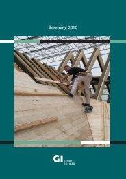 Beretning 2010 - Grundejernes Investeringsfond
