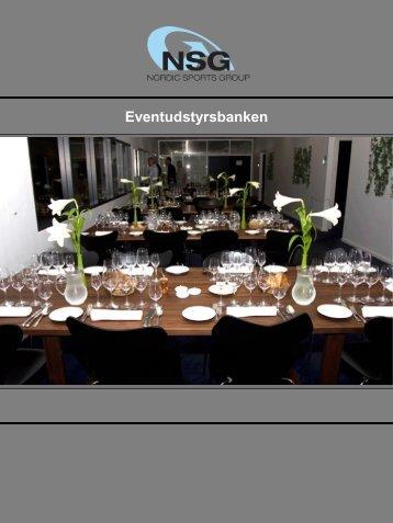 Eventudstyrsbank - Nordic Sports Group