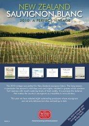 NEW ZEALAND SAUVIGNON BLANC - The Wine Society