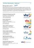 Bildungsurlaub 2014 - Diepholz VHS: Diepholz VHS - Seite 5