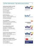 Bildungsurlaub 2014 - Diepholz VHS: Diepholz VHS - Seite 6