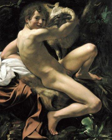 Караваджо реформатор европейской живописи - Журнал ...