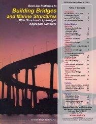 Building Bridges - Silica Fume Association
