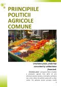 ghid privind politica agricola comuna si ... - Europe Direct Iasi - Page 7
