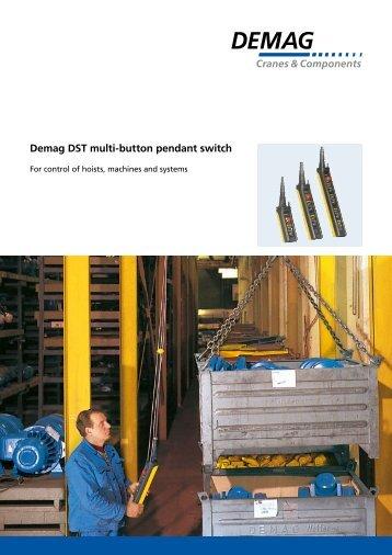 DST control pendants