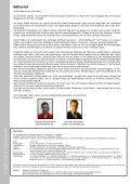 Neues aus der Redaktion - UP-Campus Magazin - Page 4