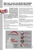 Neues aus der Redaktion - UP-Campus Magazin - Page 6
