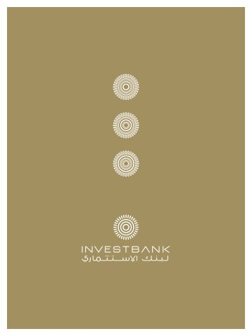 Annual Report 2010 - Jordan Investment and Finance bank