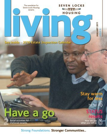 to download Seven Locks Housing News January 2011