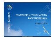 1103 Présentation AG FFVV 2011 - Commission Espace Aérien