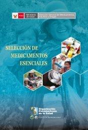 SELECCIÓN DE MEDICAMENTOS ESENCIALES - BVSDE