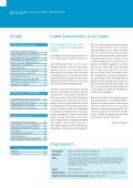 FÖRDERUNG: Durch Integration FÖRDERUNG: Von Anfang an ... - Seite 2