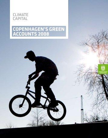 COPENHAGEN'S GREEN ACCOUNTS 2008 - Itera