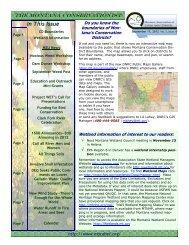 September 17, 2012 Volume 5 Issue 18 - Montana Association of ...