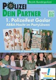 1. Polizeifest Goslar - bei Polizeifeste.de