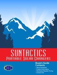[PDF] Suntactics Buyer's Guide