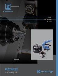 Hardinge FlexC Vulcanized Collet Systems - Hardinge Inc.