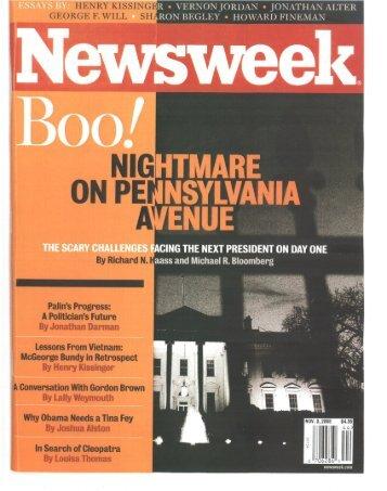 Newsweek - Cornel West