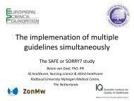 Betsie-van-Gaal-Work.. - The European Academy of Nursing Science