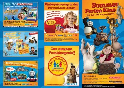 Sommer - Kinos Darmstadt