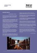 NEWSLETTER NEWSLETTER - DOKFÃœNF Keywording - Seite 4
