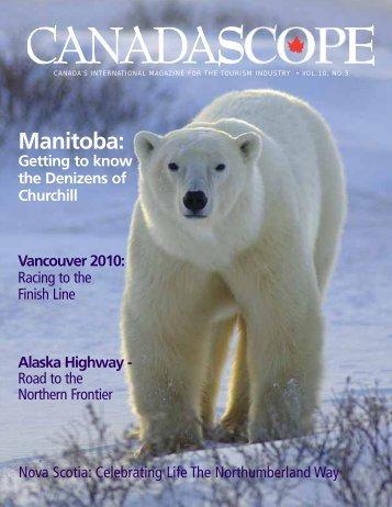 Manitoba: - Canadascope