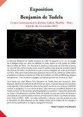 Exposition Benjamin de Tudela - Jewish Heritage - Page 2