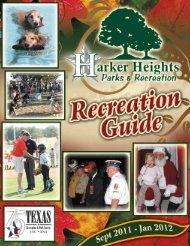 City of Harker Heights Texas