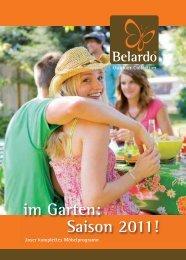 im Garten: Saison 2011! - Gartenmöbel Online Shop