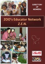 directory zoo's educator network zen - Zoo Outreach Organisation