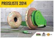 PREISLISTE 2014 - Radio/Tele FFH