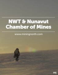 Click for more (10Mb) - NWT & Nunavut Chamber of Mines