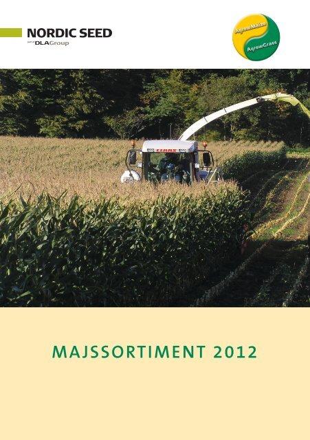 MAJSSORTIMENT 2012 - NSCORN