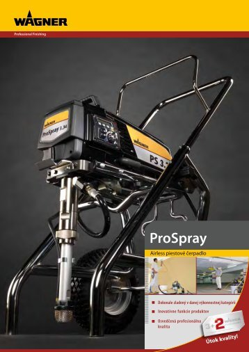 ProSpray - WAGNER-Group