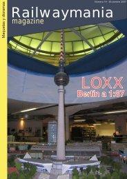 LOXX: Berlín a 1:87 - Railwaymania.com