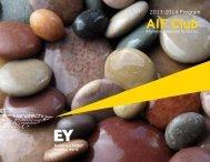 AIF Club - Ernst & Young