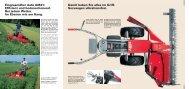 Eingrasmäher Aebi AM41: Effizient und bodenschonend ... - Gp1.ro
