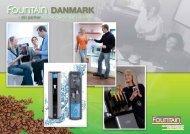 DANMARK - Fountain