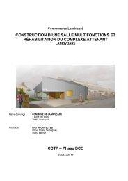 DCE 00 TITRE.pdf - Commune de Lanrivoaré