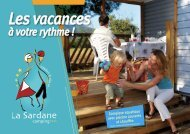 MOBIL-HOME - La Sardane