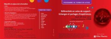 Programme de la soirée d'échange - Réseau Espace Santé Cancer ...