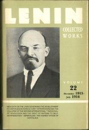 Lenin CW-Vol. 22-TC.pdf - From Marx to Mao