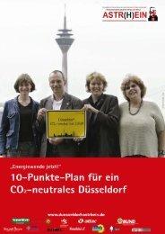 10-Punkte-Plan für ein CO2-neutrales Düsseldorf - Aktionsbündnis ...