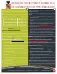 proceso de inscripción y matrícula estudiantes nuevos para pregrado - Page 3