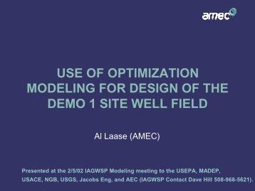 demo 1 site plume - Mmr-iagwsp.org