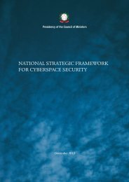 italian-national-strategic-framework-for-cyberspace-security