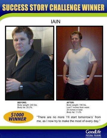 Success Story - GoodLife Fitness