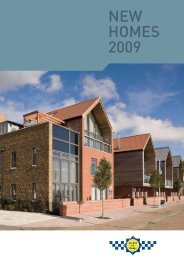 NEW HOMES 2009 - Secured by Design